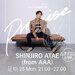 SHINJIRO ATAE (from AAA)の公式アフターパーティーを「LOUNGE」で開催