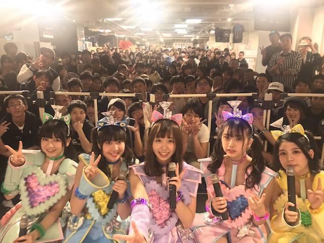 わーすた 渋谷リリースイベントにて女子限定イベント先着先行チケット受付スタート! Instagramもスタート解禁!