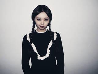 江野沢愛美やlol hibikiなど かっこいい系ハロウィン実例ネイル&メイクカタログ