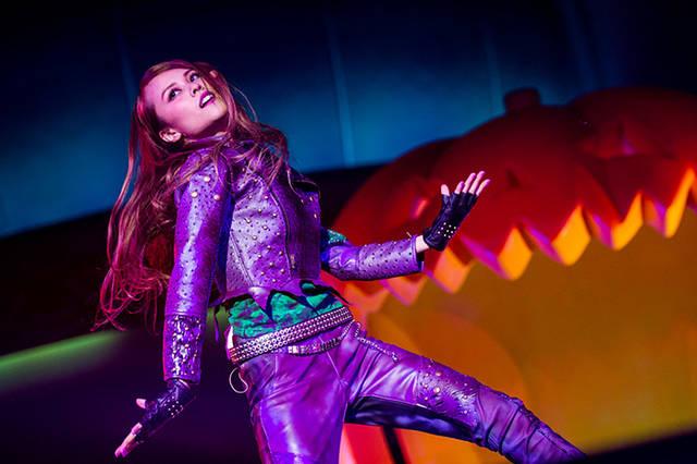 「ディセンダント2」のスペシャルサポーターMiracle Vell Magicが、聖地イクスピアリで一夜限りのハロウィンライブを開催!