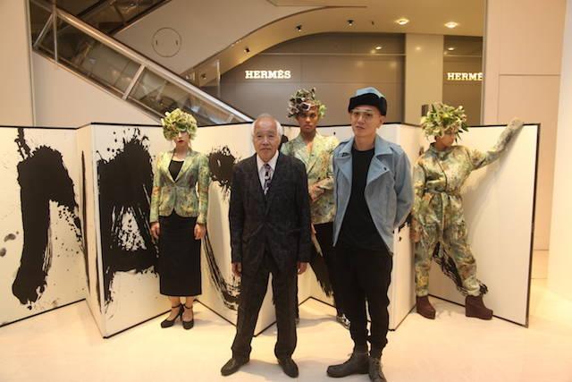NAOKI-R 西武渋谷店にて10月10日(火)より百貨店初のPOP UP SHOPがスタート!