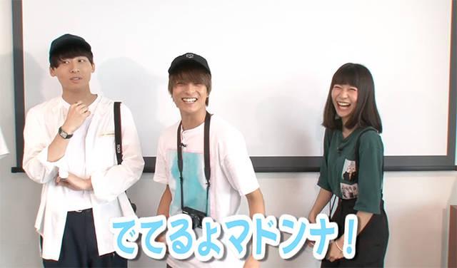 """""""東京女子流""""""""SKE48""""と続き""""わーすた""""からも!Da-iCEも写真部マドンナ争いに興味津々!"""