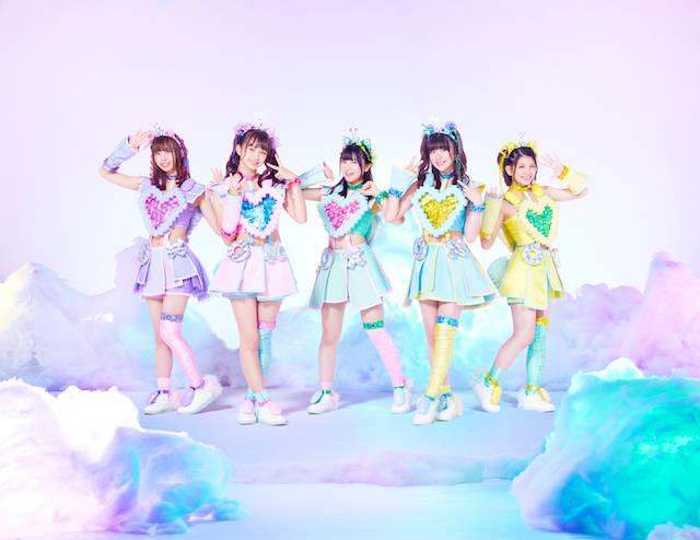 わーすた 待望の2nd アルバムと4th シングルを10月18日に同時リリース。詳細解禁!