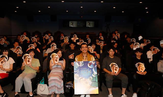 DVD発売記念!「世の中で一番無駄なアニメ」のパジャマ上映会開催!