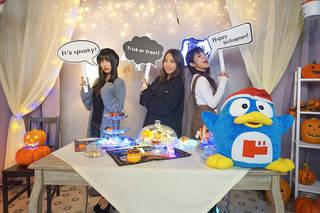 ポリス・ゴースト・キャットに☆宮脇詩音とCheeky Parade渡辺・鈴木が本気コスを披露!