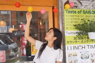 べてキレイ!callme(コールミー)の早坂香美が話題のバインミーをヘルシー食い!【美散歩】