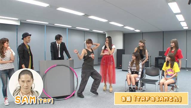 SAMのモノマネ?井澤勇貴のムチャ振りにlol(エルオーエル)が挑戦!