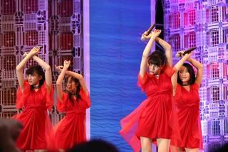 【TIF】東京女子流が魅せた、クオリティの高いパフォーマンスと世界観にファン歓喜!「圧巻のステージ!」「TIF優勝!」の声も