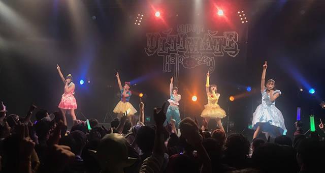 渋谷最大級のハロウィンイベントにわーすたプリンセスが降臨!