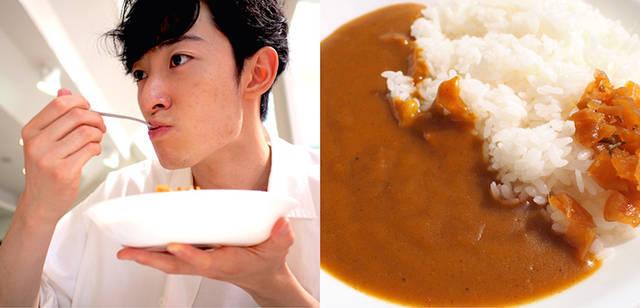 早稲田の学食カレーは難関突破に与えられた甘さ?東京六大学のカレーを濱正悟が喰らう!