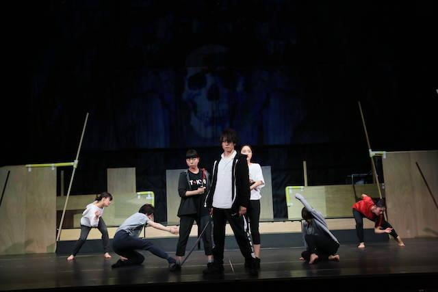 早乙女友貴が出演するサムライ・エンターテイメント『アラタ~ALATA~』の稽古場が初公開!