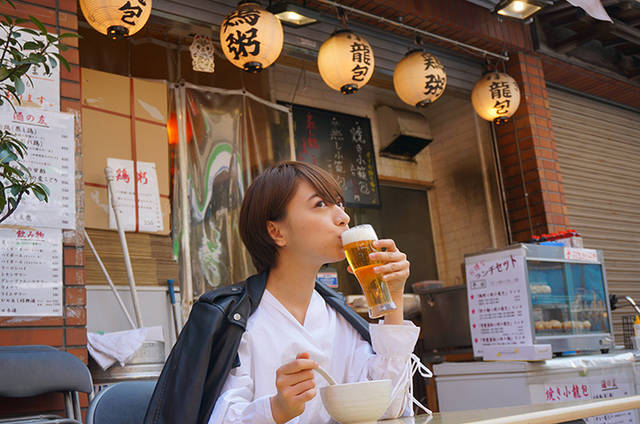 飲んで食べて、入浴して もっとキレイになる美散歩 ~戸越銀座商店街Vol.3~