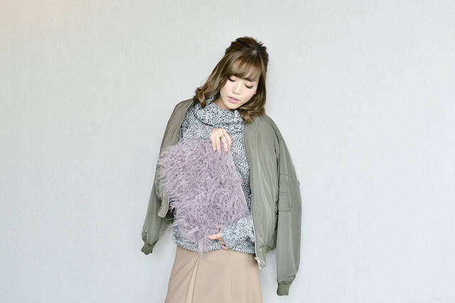 【FASHION撮りおろし】女子会・デート・通学オールOK!菜々香のスカート着まわしコーデ