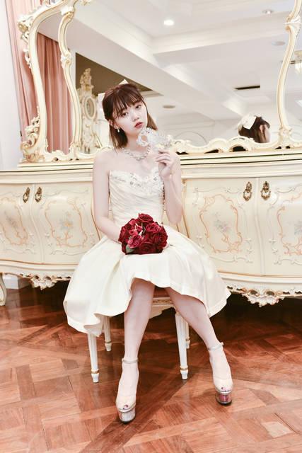 #愛美ハタチプリンセス のアザーカット&本人コメント公開!!!!Happy Birthday!! ♥20TH♥企画Vol.2