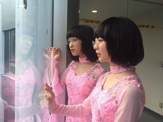 『ものまねグランプリ』で大注目!! 阿佐ヶ谷姉妹のものまねで一気に話題を呼んだ可愛い18歳って誰!?