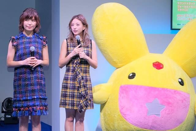 AAA宇野実彩子・伊藤千晃が『ぷよぷよクロニクル』プロモーションキャラクターに決定!