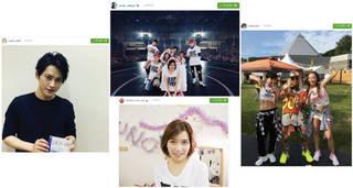 DJ KOO、ETSU、CHIHARU(From TRF)、AAA 浦田直也、宇野実彩子、SKY-HI(AAA日高光啓)など【InstagramピックアップSP20】