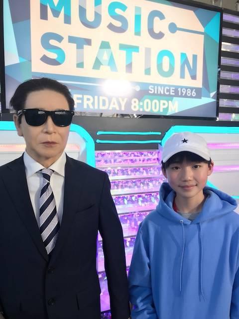 若干13歳の天才!石橋陽彩Mステで驚異の歌声を披露!