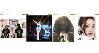 浜崎あゆみ、大塚 愛、AAA 與真司郎、Dream5、後藤真希、江野沢愛美など【Instagramピックアップ10】