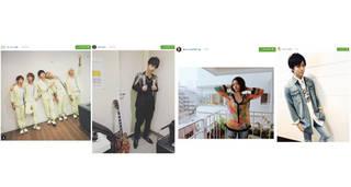 SKY-HI(AAA日高光啓)、Da-iCE、Dream5、後藤真希、大石参月など【Instagramピックアップ10】