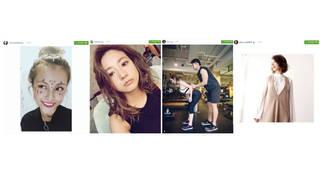 浜崎あゆみ、AAA 伊藤千晃、Da-iCE、後藤真希、飯豊まりえなど【Instagramピックアップ10】