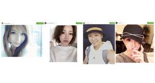 浜崎あゆみ、AAA 與真司郎、SKY-HI(AAA日高光啓)、Da-iCE、Dream5、後藤真希、飯豊まりえなど【Instagramピックアップ10】