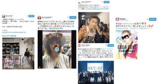 【人気企画】浜崎あゆみ、Do As Infinity、倖田來未、AAA 與真司郎 SKY-HI(AAA日高光啓)、Dream5など【Twitterピックアップ10】