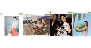 浜崎あゆみ、AAA 宇野実彩子と伊藤千晃のユニットMISACHIA、後藤真希など【Instagramピックアップ10】