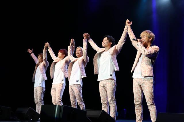 Da-iCE、初のアメリカライブで約2,000人を魅了!