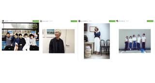 大塚 愛、moumoon YUKA、Da-iCE、後藤真希、西田有沙、飯豊まりえ、江野沢愛美など【Instagramピックアップ10】