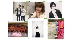 浜崎あゆみ、AAA 宇野実彩子、伊藤千晃、SKY-HI(AAA 日高光啓)、Da-iCE、Dream5、飯豊まりえなど【Instagramピックアップ10】