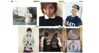 AAA 宇野実彩子、♡MISACHIA♡、SKY-HI(AAA 日高光啓)、Da-iCE、Dream5、後藤真希、大石参月など【Instagramピックアップ10】