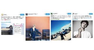 AAA 浦田直也、末吉秀太、Da-iCE、Dream5、東京女子流など【Twitterピックアップ10 】