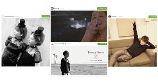 浜崎あゆみ、宇野実彩子と伊藤千晃のMISACHIA、AAA 與真司郎、SKY-HI(日高光啓)、飯豊まりえなど【Instagramピックアップ10】
