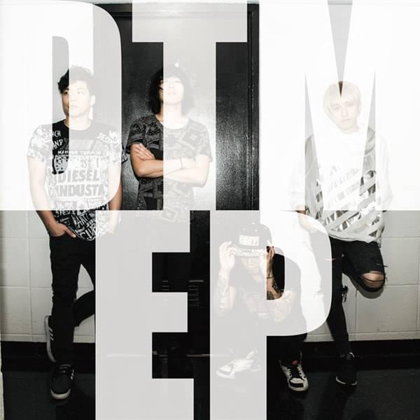 配信限定シングル BACK-ON「DTM EP」