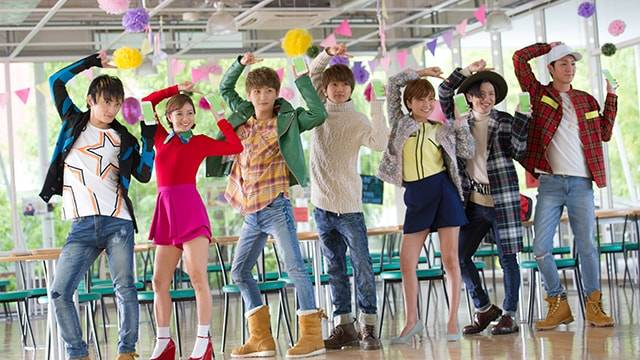 未公開写真あり! AAA 撮影レポート!! 『ぷよぷよ!!クエスト』の新CM撮影現場でメンバー7人がガチ対決!?