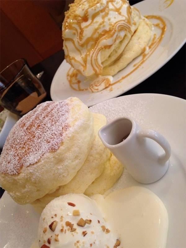 ☆自家製パンケーキのお店「茶香」☆