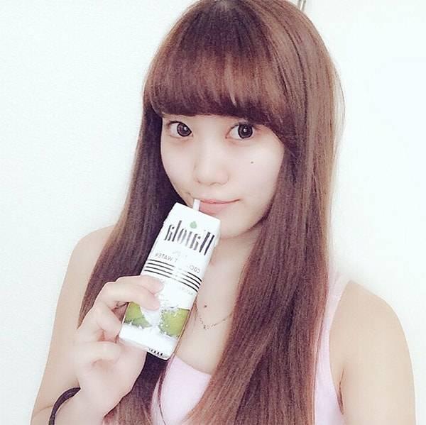 菜々香 愛飲中♡ココナッツウォーターの魅力にクローズ!