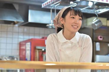 飯豊まりえ 朝ドラ初出演!! 『まれ』オンエアは明日、31日(月)から。お見逃しなく!