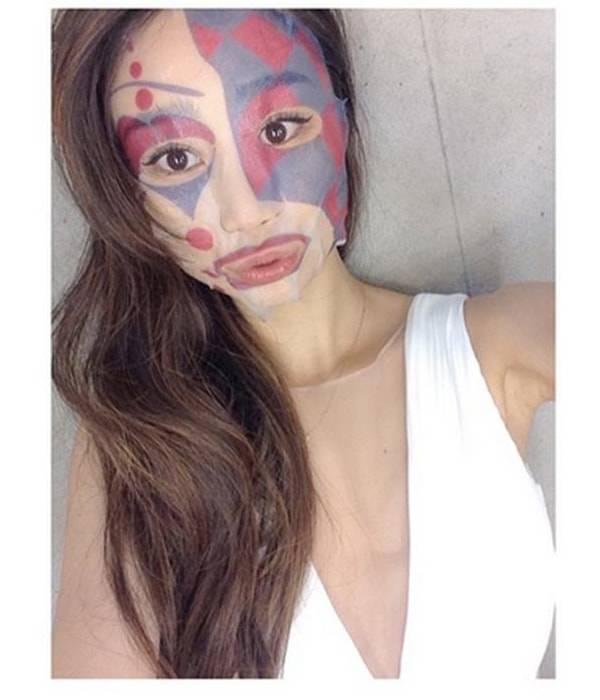 気分は舞踏会?!仮面マスク