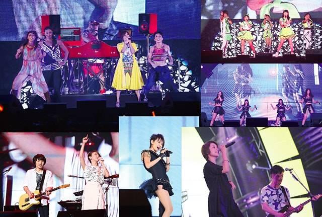 一夜限りのスペシャルライブ!! 世代を超えたJ-POPの豪華祭典!!