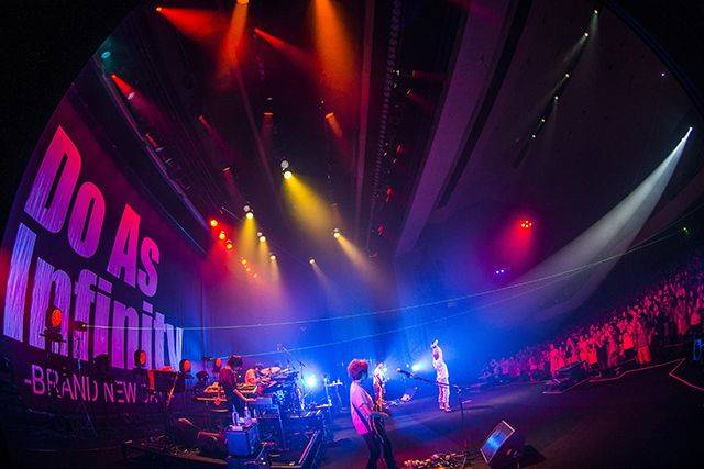 昨年15周年を迎えたDo As Infinityのベストヒット・ツアー最終日を完全レポート。10月には日比谷野外音楽堂ライブを開催!