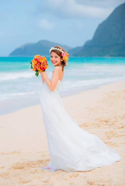 独占公開! 大石参月の浜松挙式 リアル映像!! 着用ドレス全公開❤こだわりポイントも教えてもらいました!