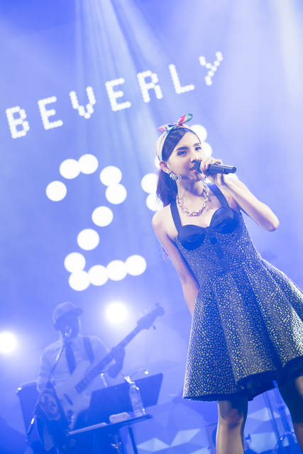 あなたをポジティブにする、Beverly(ビバリー)東名阪ツアー「2nd JOURNEY「24」」ツアーファイナルレポート