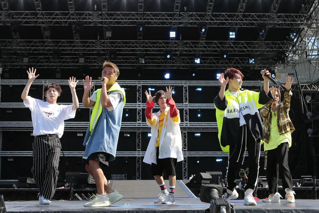 Da-iCE(8月26日)