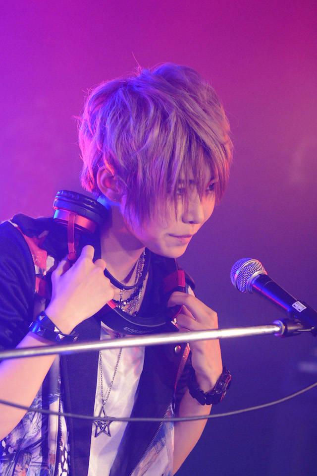 DJずっ From i♡Ris