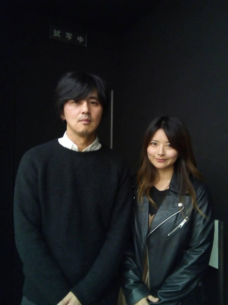 井上博貴監督とMiyuu