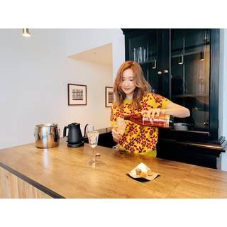 芋焼酎にチョコレート!? 紗栄子が焼酎の新しい楽しみ方にトライ