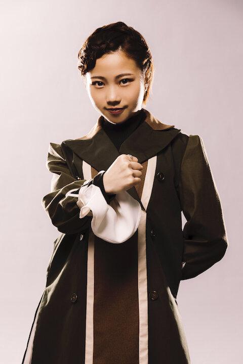 MAINA(小川舞奈)Vo & Dance