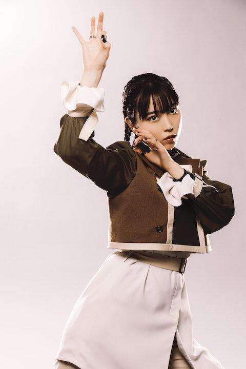 YUNA(芳森由奈)Cho&Dance